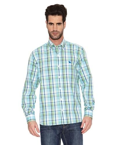 Toro Camisa Cuadros Bicolor