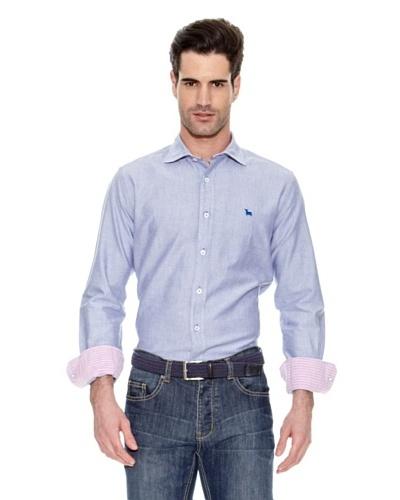 Toro Camisa Tejido Oxford