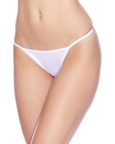 Triumph Tanga Curves Forever Blanco