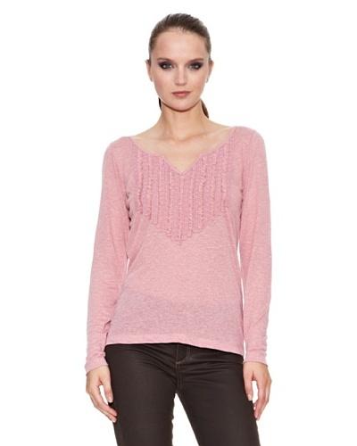 Trucco Camiseta Puntil Rosa