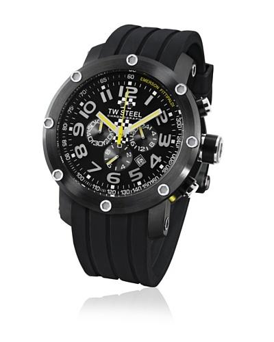 TW Steel Reloj TW610 Negro