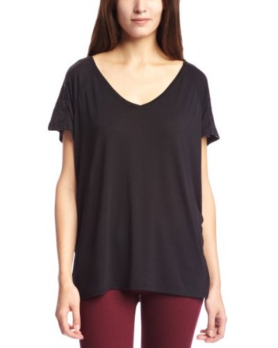 Twist & Broncego Camiseta Gio Empire Line Negro