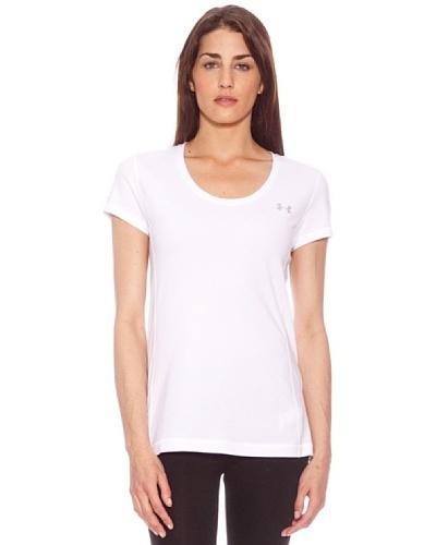 Under Armour Camiseta Sassy Blanco