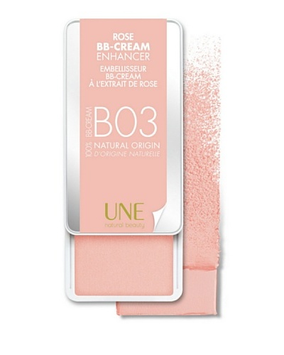 Une BB Cream BB Cream Embellecedor Rosado