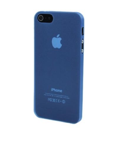 Unotec Funda Antigolpes Tpu Slim Para Iphone5/5S Azul