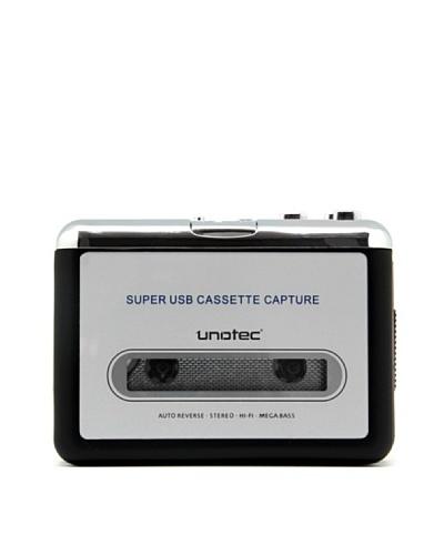 Unotec Conversor De Casete Mp3 Safty 20.0025