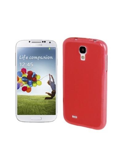 Unotec Funda Tpu Para Galaxy S4 Roja