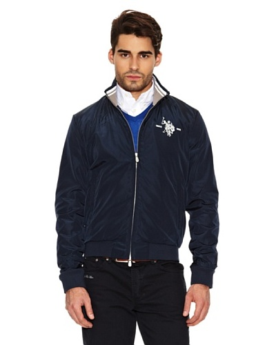 US Polo Assn Chaqueta Ribetes