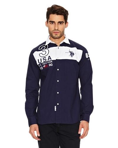 US Polo Assn Camisa Manga Larga