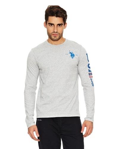 US Polo Assn Camiseta Manga Larga