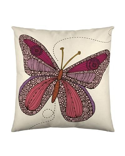 Valentina Funda de cojín Butterfly