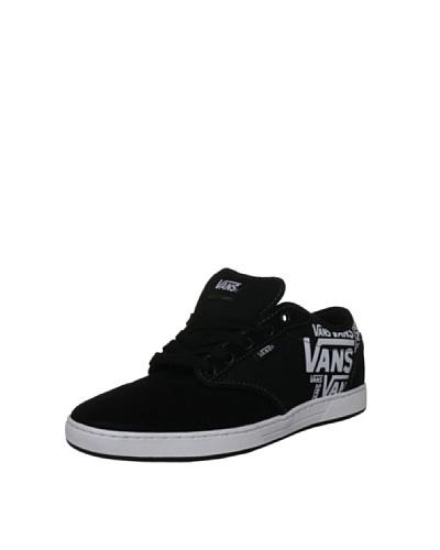 Vans Zapatillas Preston Logos Blanco / Negro