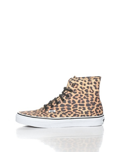 Vans U Authentic Botines Hi Leopard