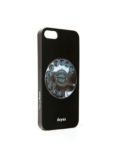 Vellutto DUYOS Funda Iphone 5 Teléfono Antiguo