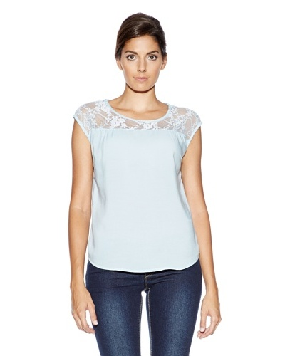 Vero Moda Shirt Kate Azul