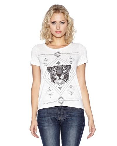 Vero Moda Camiseta Print Leopardo