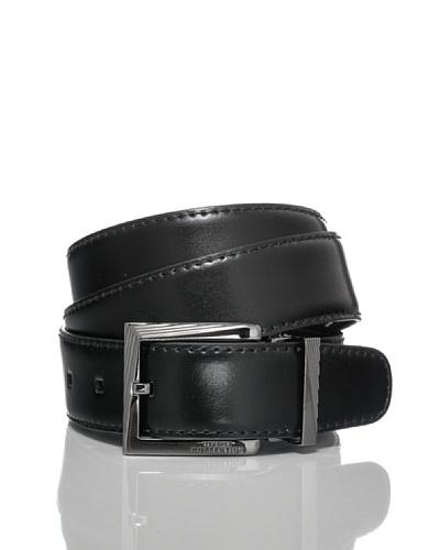 Versace Collection Cinturón Ensor Negro
