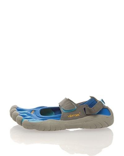 Vibram Five Fingers Zapatillas W116 Sprint Azul / Gris