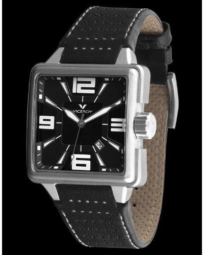 Viceroy 43643-15 - Reloj de Caballero piel