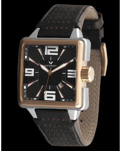 Viceroy 43643-55 - Reloj piel con perforaciones