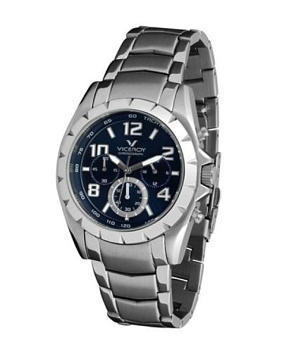 Viceroy 47601-35 - Reloj Crono. Acero de Caballero