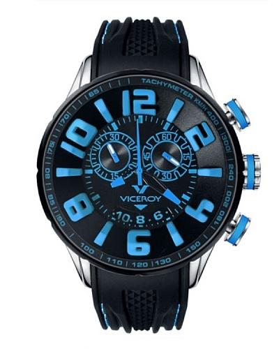 Viceroy 432109-35 - Reloj Unisex Cronógrafo Caucho