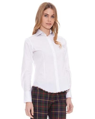Vilagallo Camisa Coderas Blanco