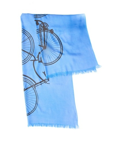 Vilagallo Foulard Bicicleta Azul