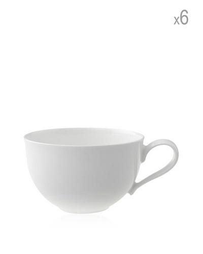 Villeroy & Boch Set 6 Tazas Desayuno Nueva Cottage Básico 0,43 L