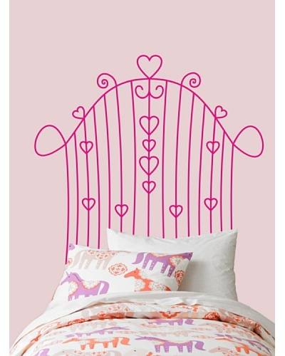 Viniloestil Cabeceros cama (cama 80-90) Romantic
