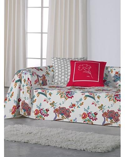 V&L Sueños Foulard para Sofá Provenzal Multicolor
