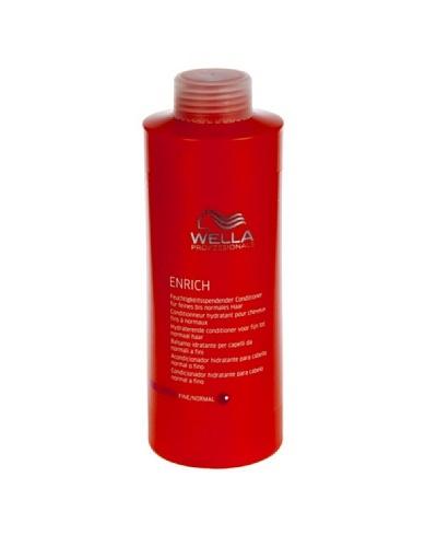 Wella Professionals Acondicionador Hidratante para cabello normal o fino Enrich