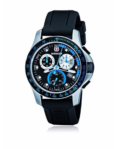 Wenger Reloj 20707900 Negro/Azul