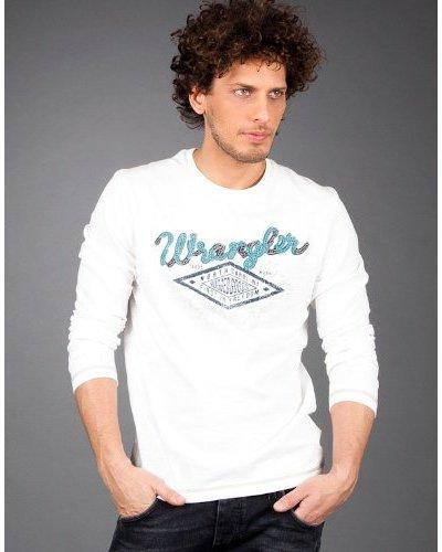 Wrangler Camiseta Embroi