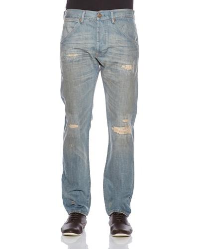 Wrangler Pantalón Jeffrey Azul