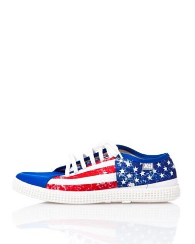 XTI Zapatillas Bandera Azul