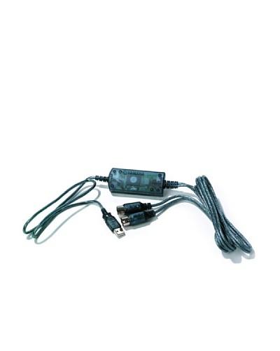 Yamaha UX-16 USB-MIDI interface, 16 canales