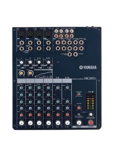 Yamaha MG102C Mesa de Mezcla Analógica de 10 canales