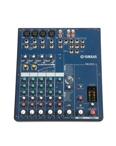 Yamaha MG82CX Mesa de Mezcla Analógica de 8 canales