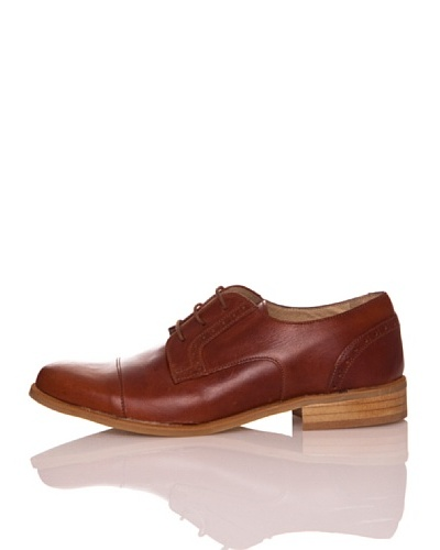 Za-patitos Zapatos Oxford Cuero