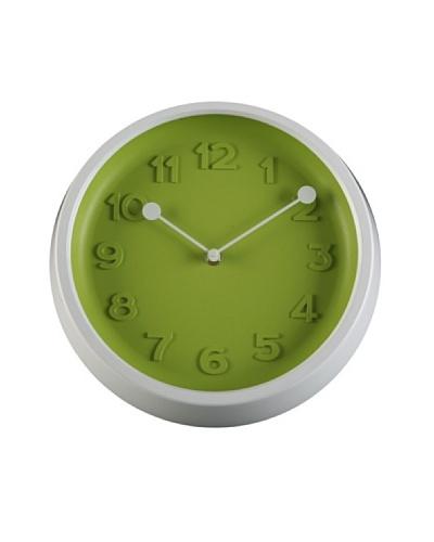 Zings Reloj Verde 27Cm