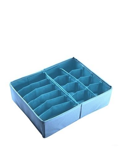 Zings Caja Organizadora Cajón Azul L