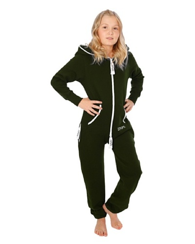 ZIPUPS Pijama-Mono Junior Clean Cut Negro